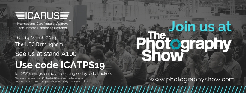 Photography Show Banner 2019