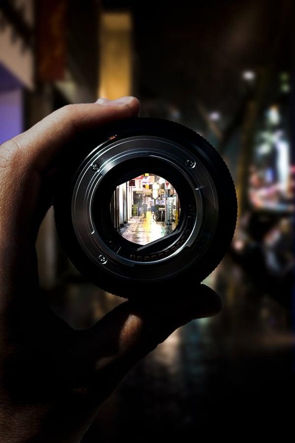lens light