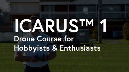 ICARUS 1 hobbyist drone course