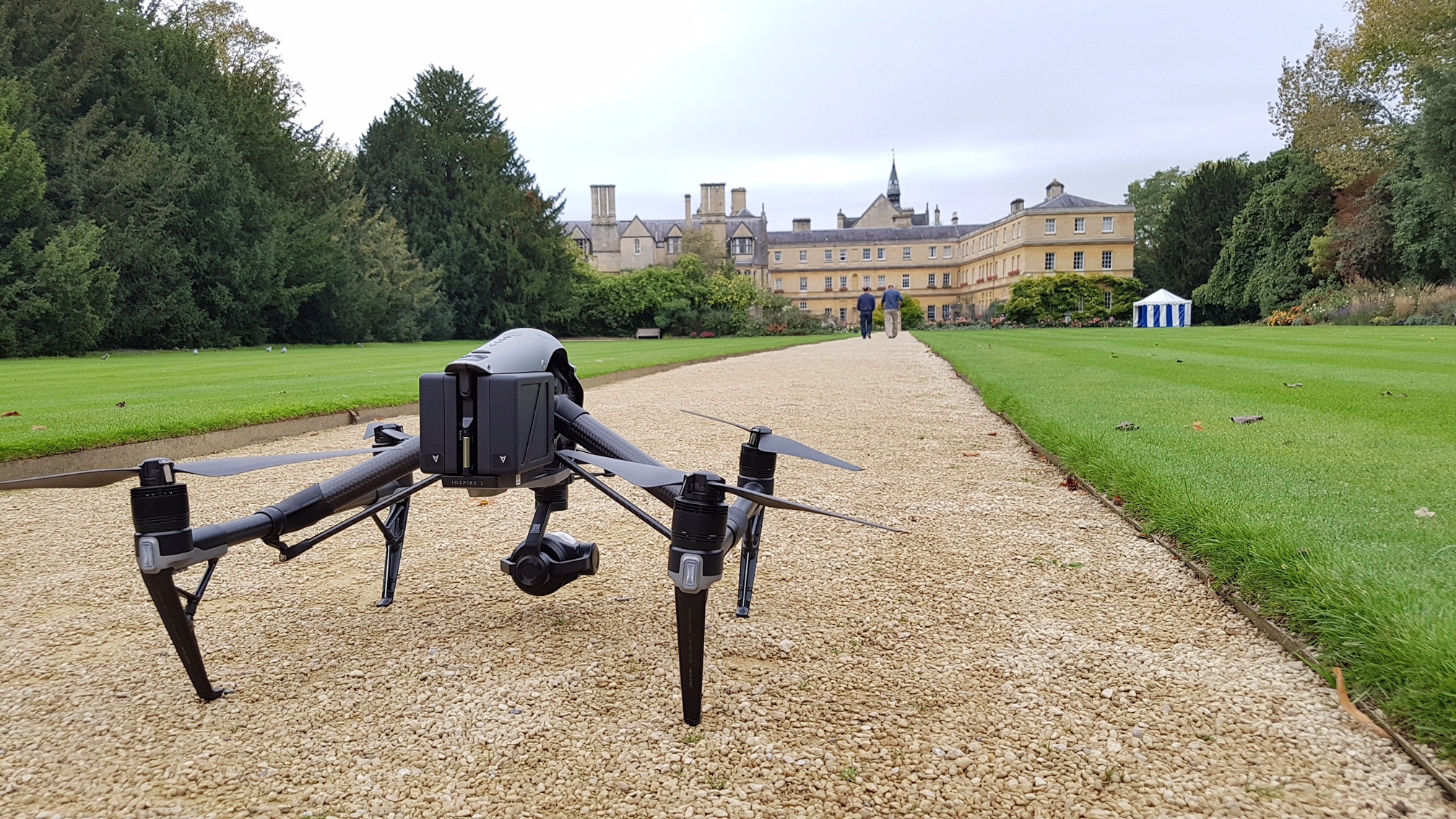 How much does it cost to set up a drone business?